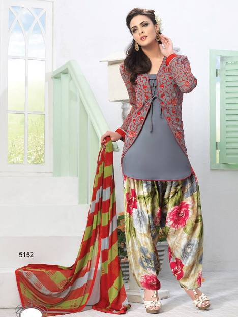 Latest Indian Party Wear Dresses Designs Collection 2018 2019 Trends