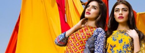 Khaadi Summer Lawn Dresses Collection for Women 2015 Catalogue