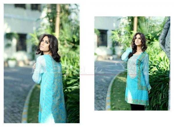 La Femme Kurtis By Lala Textiles Spring Summer Dresses Collection 2015-2016 (28)