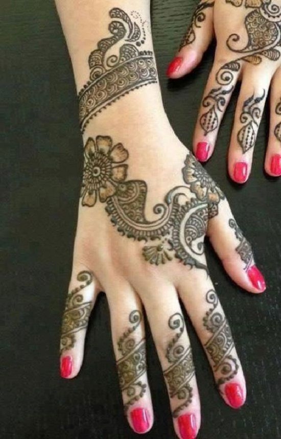 Best Eid Mehndi Designs 2019 Special \u0026 Latest Collection