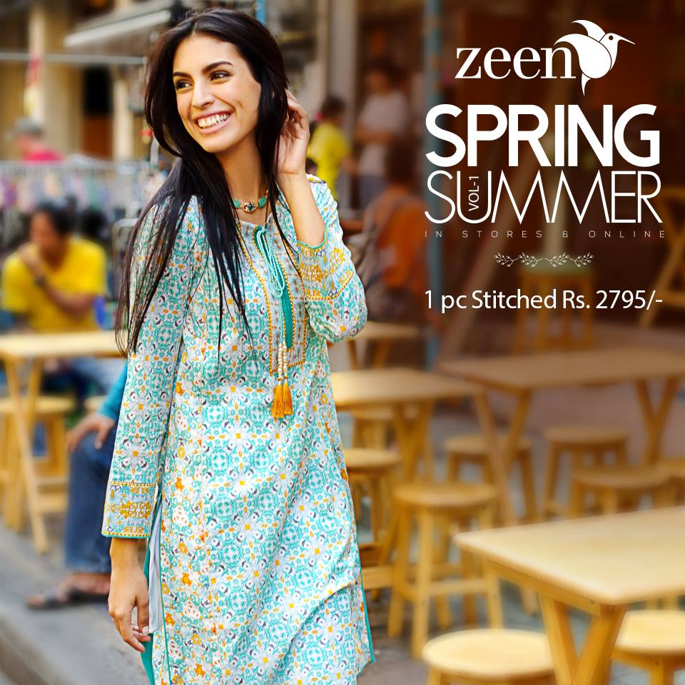Latest Lawn Suits Zeen by Cambridge Spring Summer Collection 2015-2016 with Prices (11)