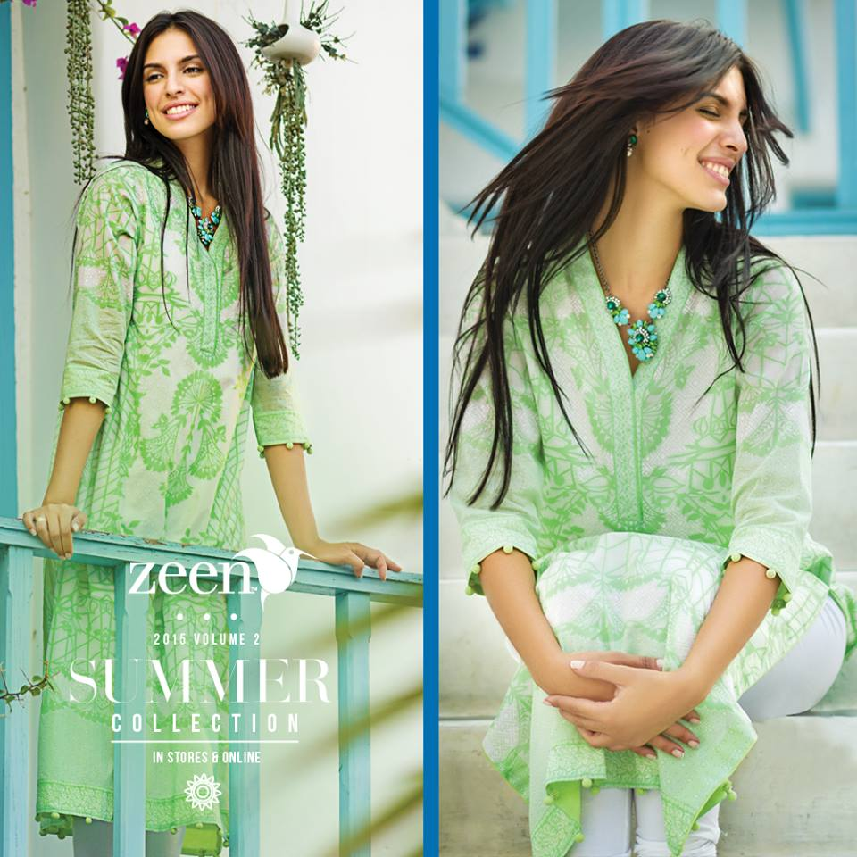 Latest Lawn Suits Zeen by Cambridge Spring Summer Collection 2015-2016 with Prices (12)