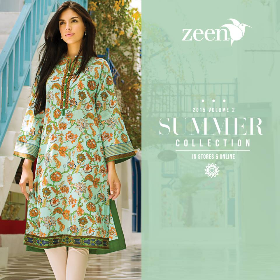93f5e1d856 ... Latest Lawn Suits Zeen by Cambridge Spring Summer Collection 2015-2016  with Prices (15 ...