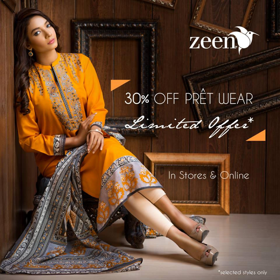 Latest Lawn Suits Zeen by Cambridge Spring Summer Collection 2015-2016 with Prices (2)
