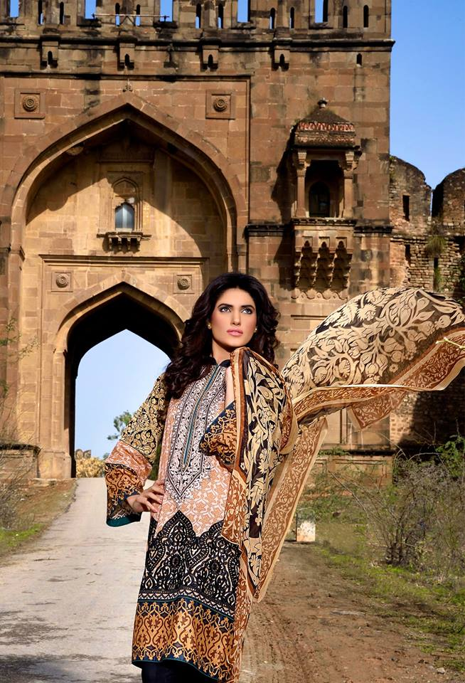 Mehdi Lawn Designs Spring Summer Lawn Collection 2015-2016 by Al Zohaib Textiles (1)