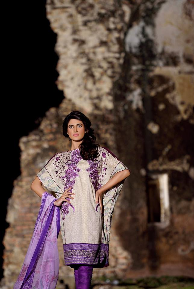 Mehdi Lawn Designs Spring Summer Lawn Collection 2015-2016 by Al Zohaib Textiles (10)