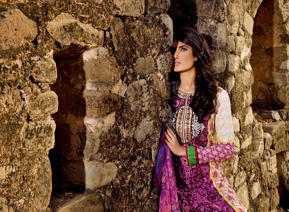 Mehdi Lawn Designs Spring Summer Lawn Collection 2015-2016 by Al Zohaib Textiles (19)