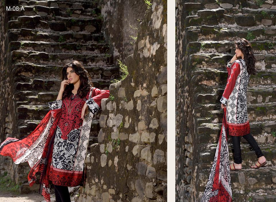 Mehdi Lawn Designs Spring Summer Lawn Collection 2015-2016 by Al Zohaib Textiles (24)