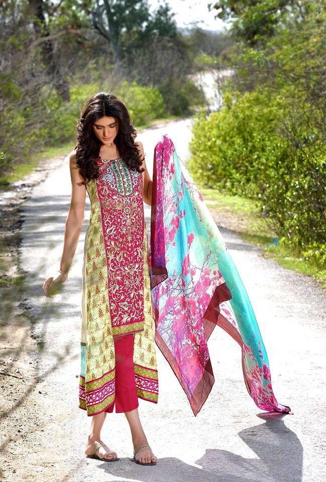 Mehdi Lawn Designs Spring Summer Lawn Collection 2015-2016 by Al Zohaib Textiles (3)