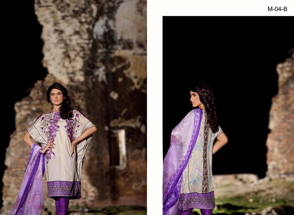 Mehdi Lawn Designs Spring Summer Lawn Collection 2015-2016 by Al Zohaib Textiles (4)