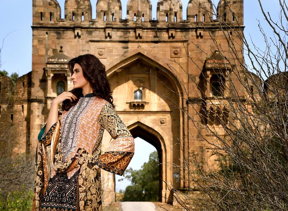 Mehdi Lawn Designs Spring Summer Lawn Collection 2015-2016 by Al Zohaib Textiles (6)