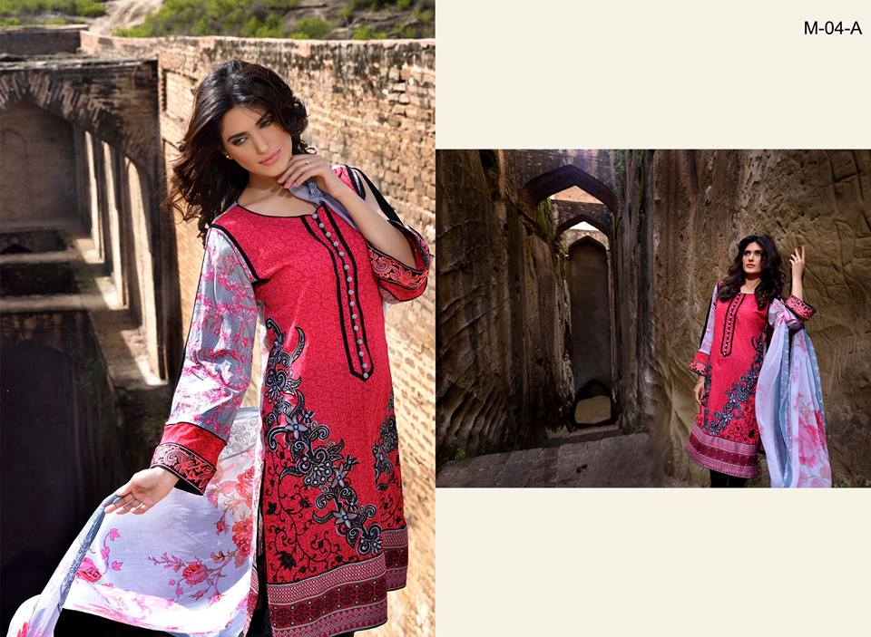 Mehdi Lawn Designs Spring Summer Lawn Collection 2015-2016 by Al Zohaib Textiles (7)
