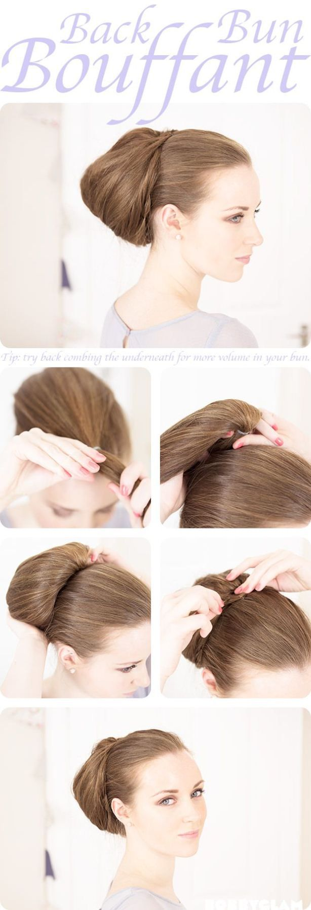 Pulled Back & Soft tutorial