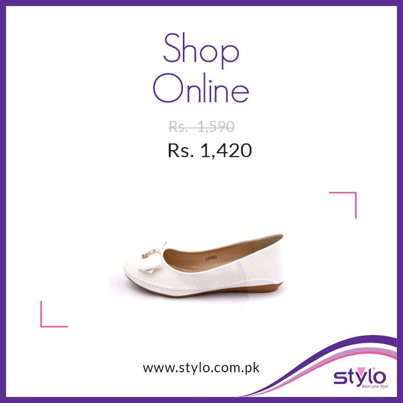 Stylo Shoes New Fashion Footwear Designs Spring Summer Collection 2015-2016 (1)