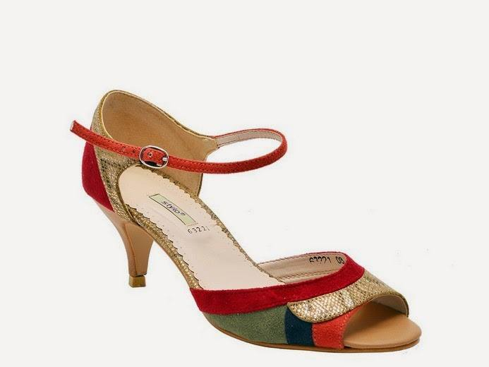 Stylo Shoes New Fashion Footwear Designs Spring Summer Collection 2015-2016 (12)