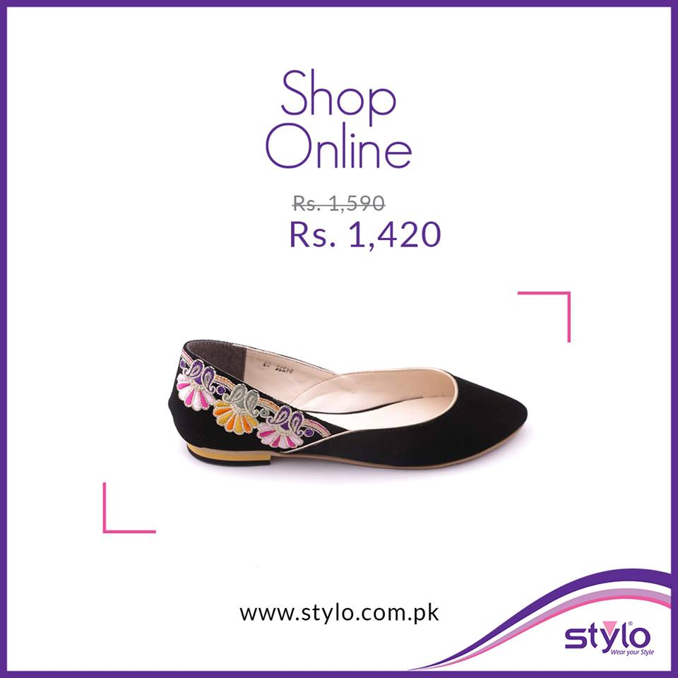Stylo Shoes New Fashion Footwear Designs Spring Summer Collection 2015-2016 (2)