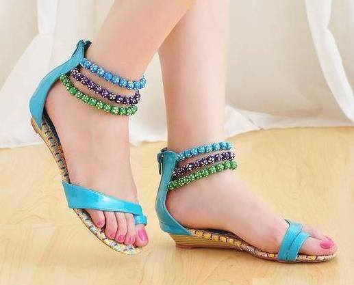 Stylo Shoes New Fashion Footwear Designs Spring Summer Collection 2015-2016 (24)