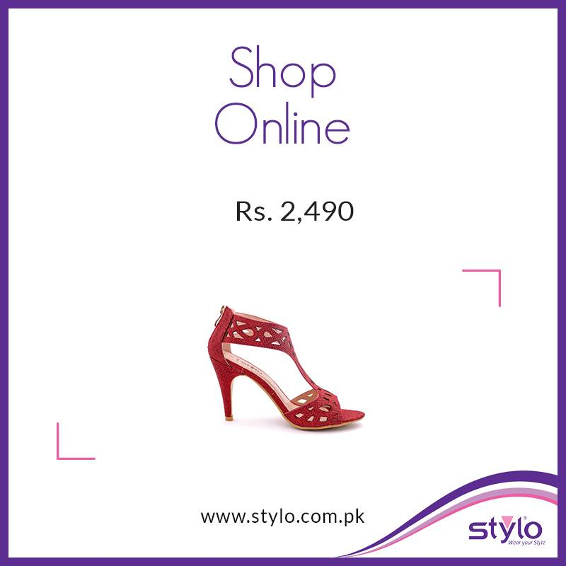 Stylo Shoes New Fashion Footwear Designs Spring Summer Collection 2015-2016 (5)