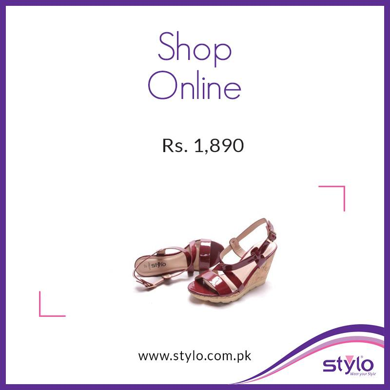 Stylo Shoes New Fashion Footwear Designs Spring Summer Collection 2015-2016 (6)