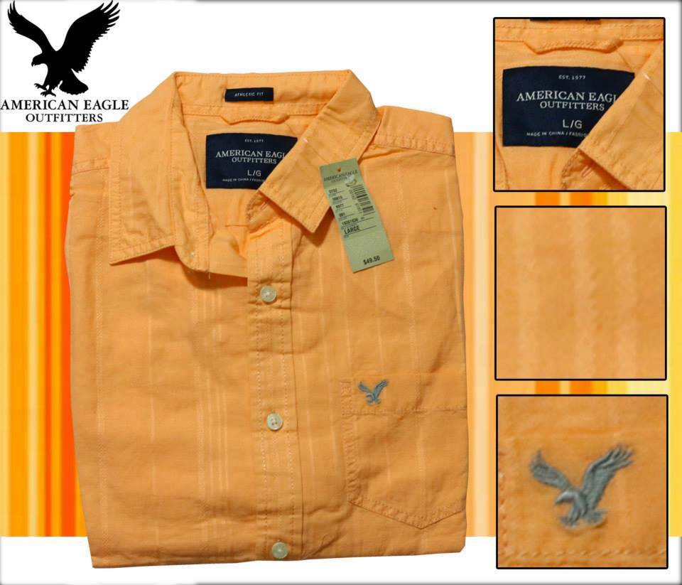 American Eagle Outfitter Men Summer Wear Shirts Collection 2015-2016 (10)