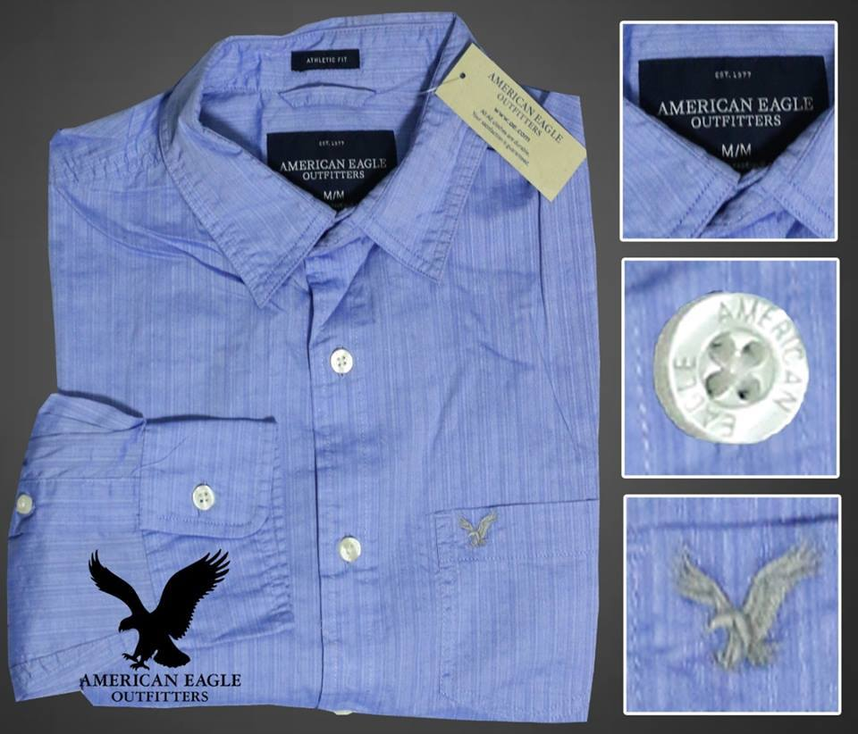 American Eagle Outfitter Men Summer Wear Shirts Collection 2015-2016 (12)
