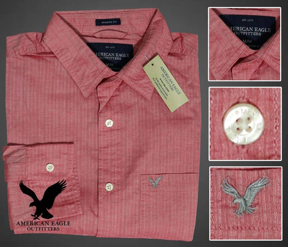American Eagle Outfitter Men Summer Wear Shirts Collection 2015-2016 (15)