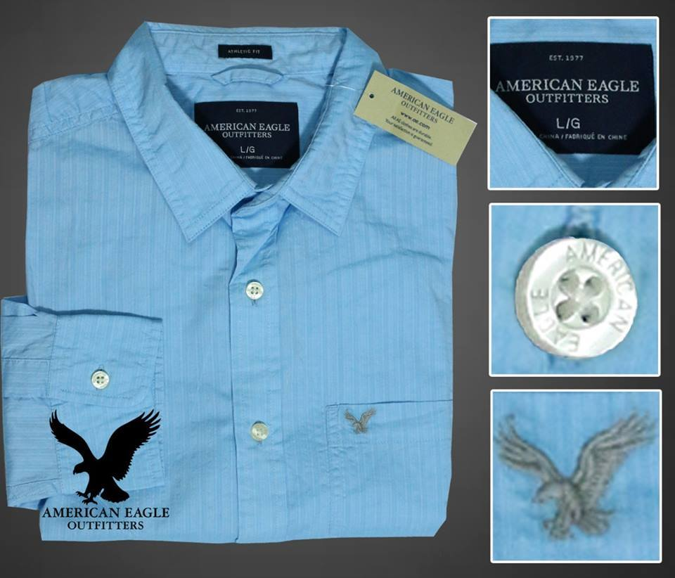 American Eagle Outfitter Men Summer Wear Shirts Collection 2015-2016 (19)