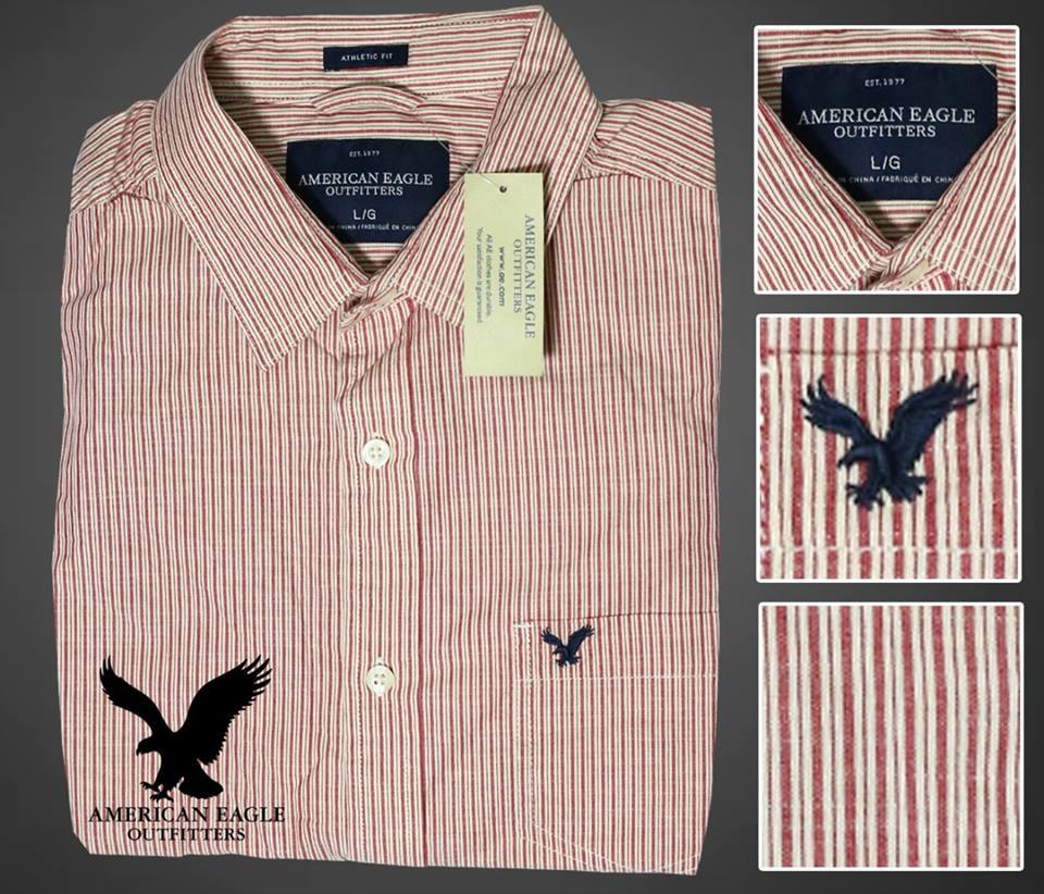 American Eagle Outfitter Men Summer Wear Shirts Collection 2015-2016 (2)