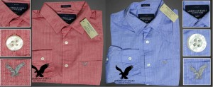 American Eagle Outfitter Men Summer Wear Shirts Collection