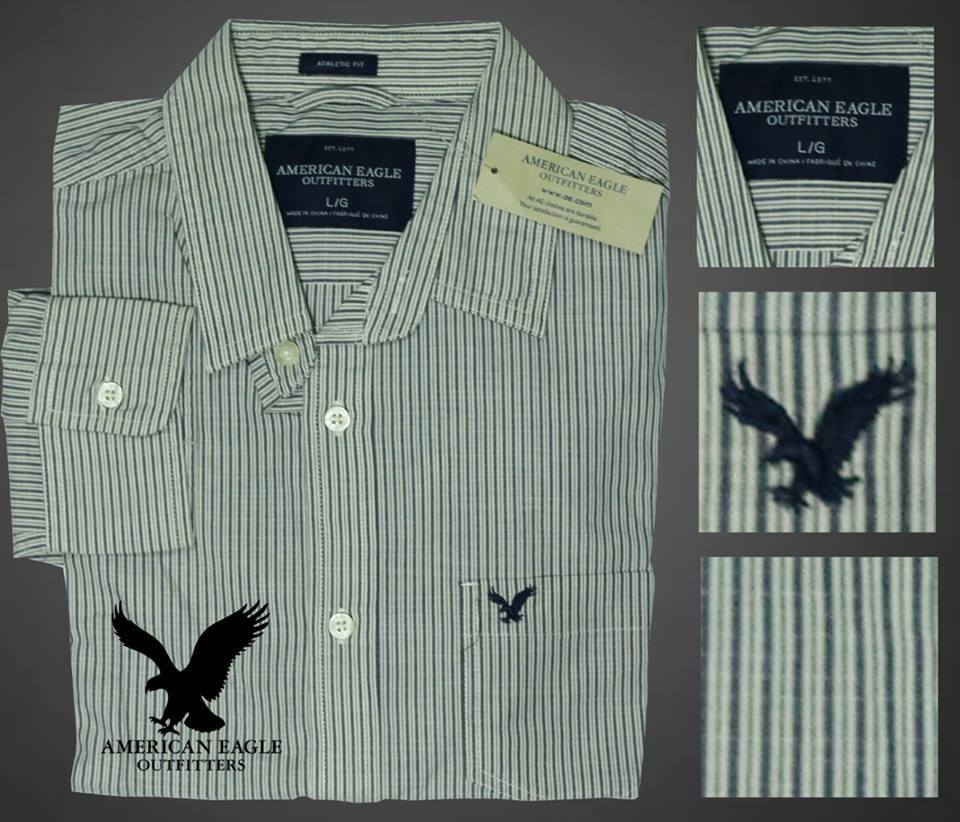 American Eagle Outfitter Men Summer Wear Shirts Collection 2015-2016 (4)
