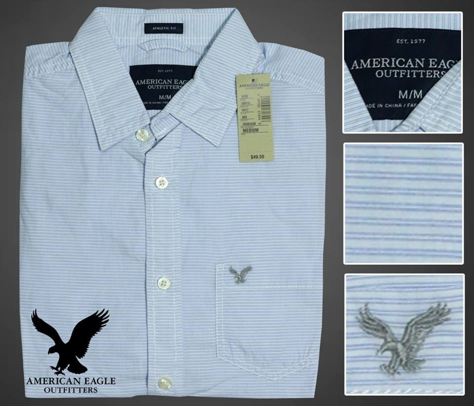 American Eagle Outfitter Men Summer Wear Shirts Collection 2015-2016 (6)