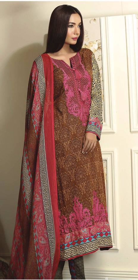 Ayesha chottani summer eid wear collection 2015 by Shariq textiles (26)