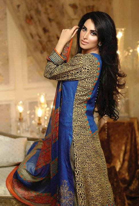 Ayesha chottani summer eid wear collection 2015 by Shariq textiles (31)