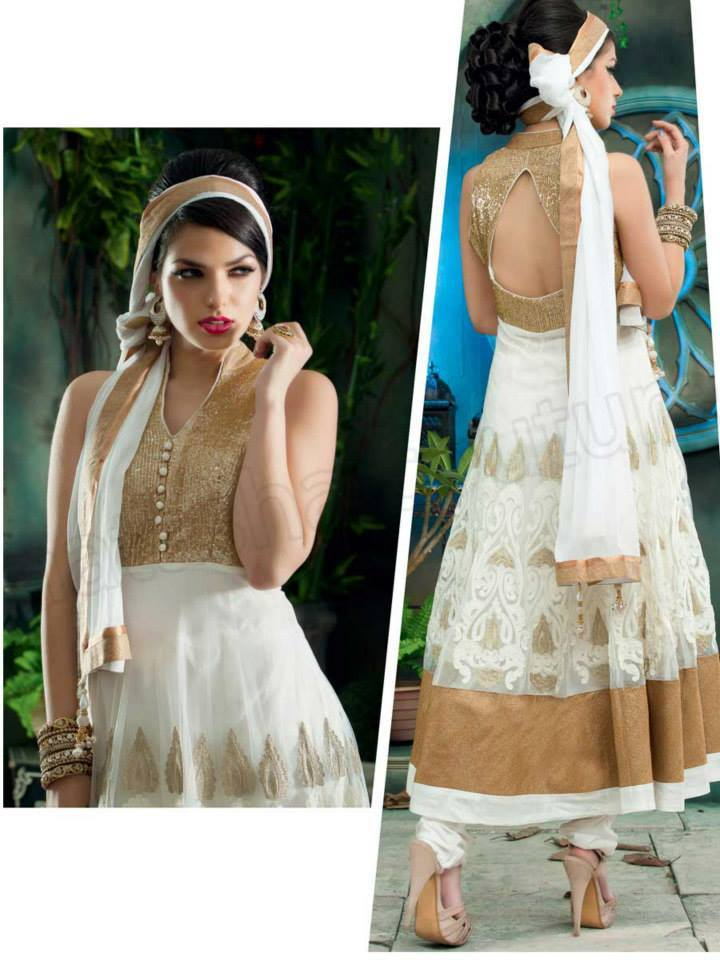 Indian fashion Latest Anarkali Suits Collection 2015 by Natasha Couture (3) - Copy