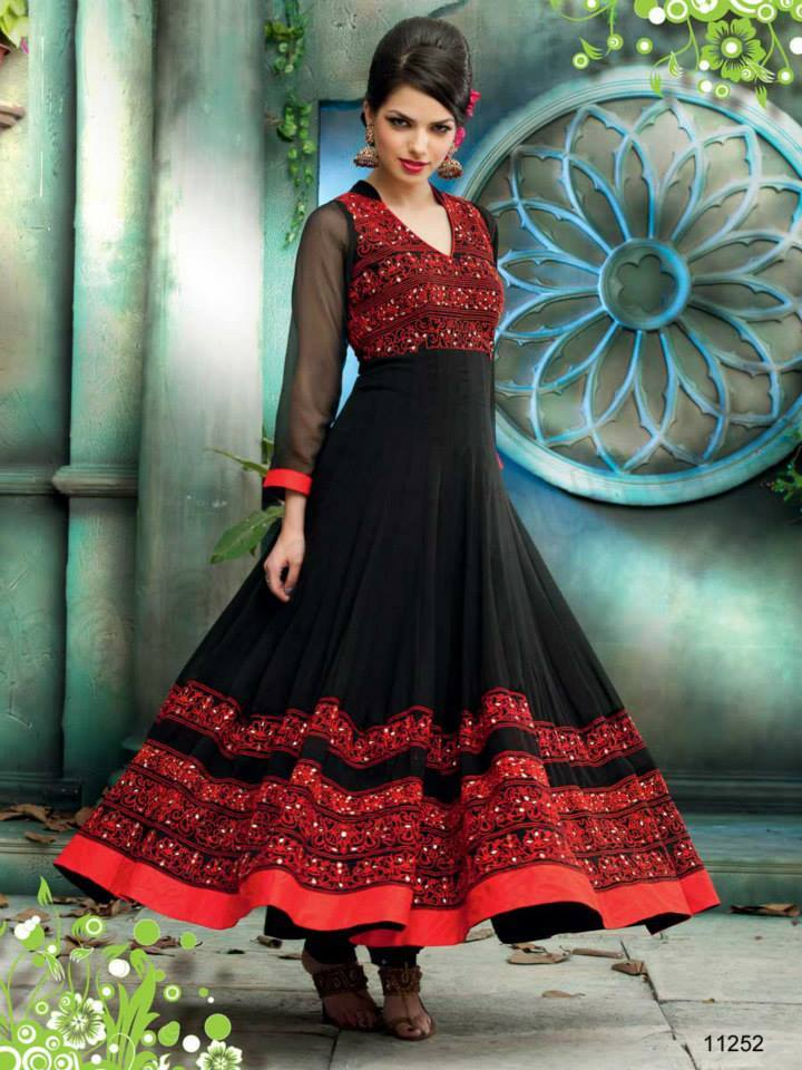 Indian fashion Latest Anarkali Suits Collection 2015 by Natasha Couture   (6) - Copy
