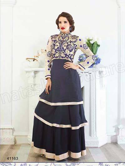 Indian fashion Latest Anarkali Suits Collection 2015 by Natasha Couture (8) - Copy