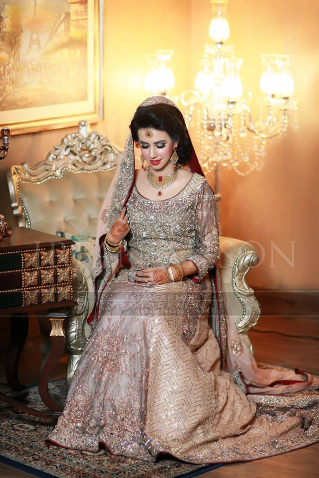 Latest Bridal Gowns Trends & Designs Collection 2018-2019