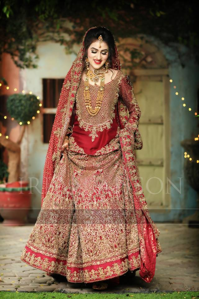 Pakistani Bridal Dresses 2018 Collection Wedding Dresses