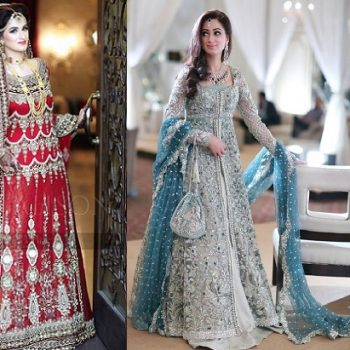 Latest Bridal Gowns Trends & Designs Collection 2020-2021