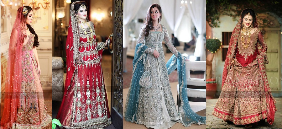 2ecfcfadd8 Latest Bridal Gowns Trends & Designs Collection 2019-2020