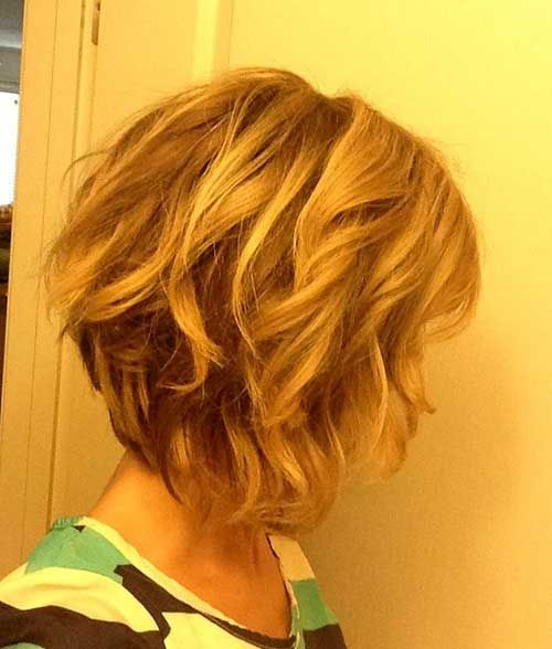 Latest Summer Short Hairstyles for women 2015-2016 (10)