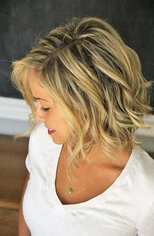 Latest Summer Short Hairstyles for women 2015-2016 (13)