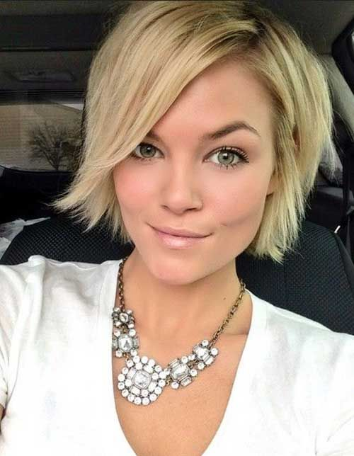2015 Short Hairstyles for Fine Hair