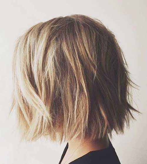 Latest Summer Short Hairstyles for women 2015-2016 (16)