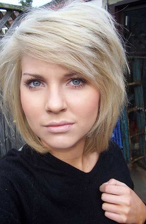 Latest Summer Short Hairstyles for women 2015-2016 (17)