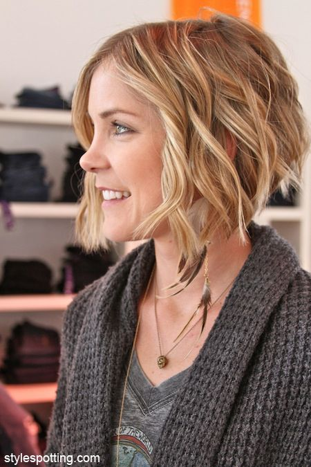 Latest Summer Short Hairstyles for women 2015-2016 (18)