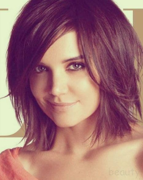 Latest Summer Short Hairstyles for women 2015-2016 (19)