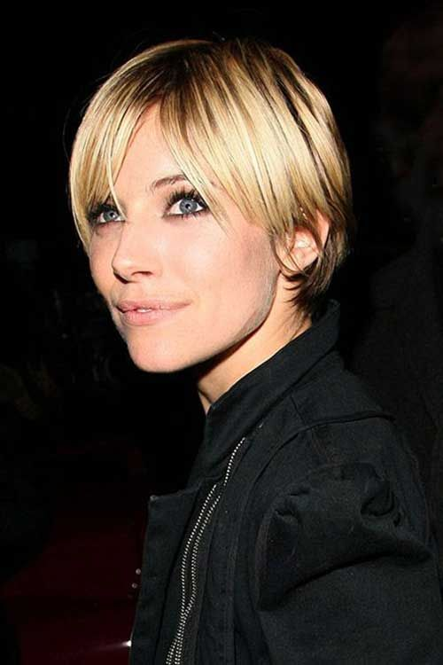 Latest Summer Short Hairstyles For Women 2015-2016