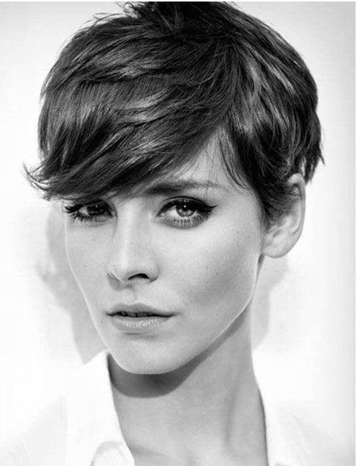 Latest Summer Short Hairstyles for women 2015-2016 (3)