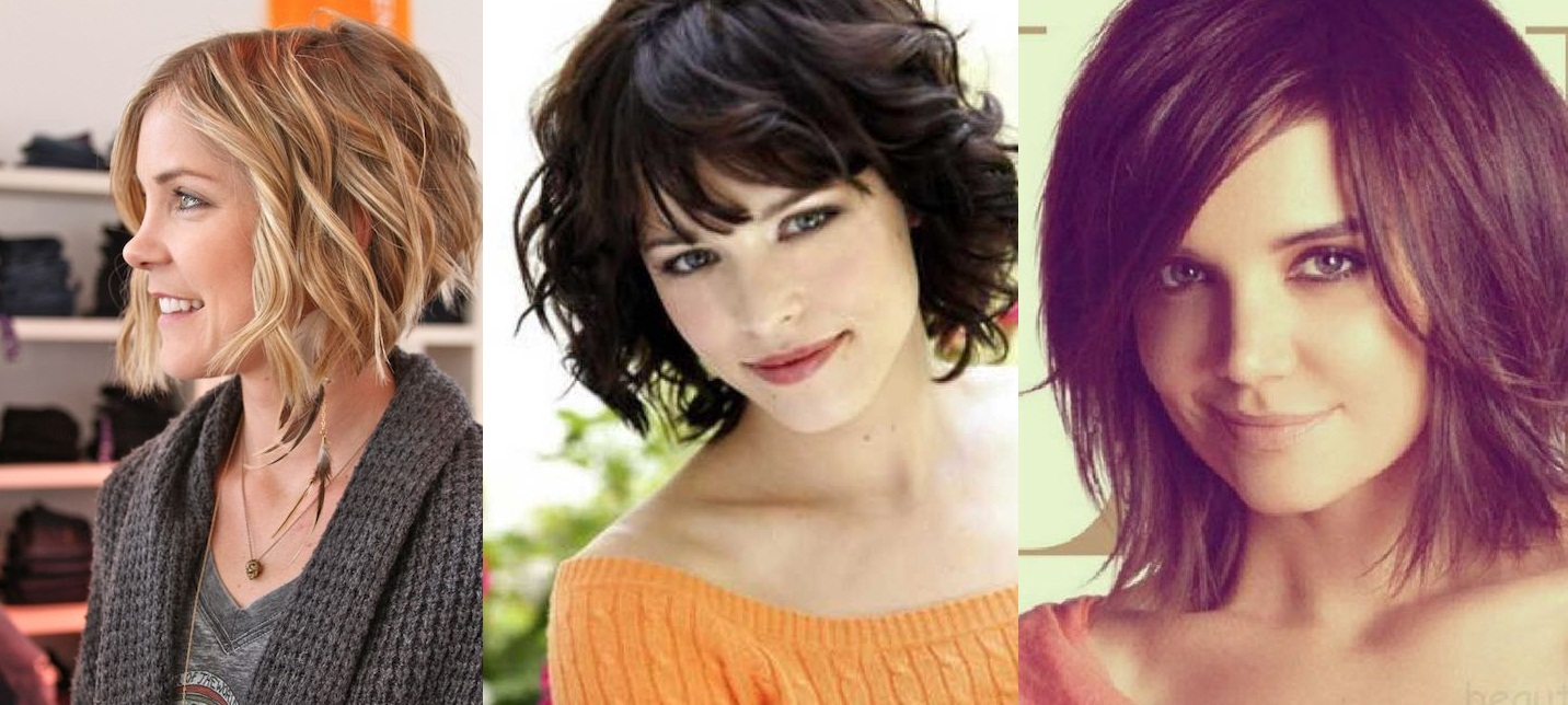 Summer Short Hairstyles for Women 2015-2016